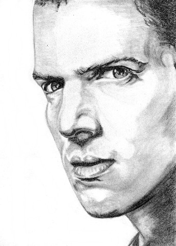 Wentworth Miller by Danyka